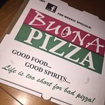 Life is too short for bad pizza! :)