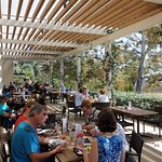 Cafe at the Huntington Library & Gardens
