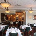 Spacious facilities with a varied menu