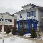 The legend, Hitsville USA.