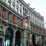 Nice shopping centre