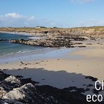 Clifden Camping on the Beach