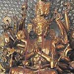 Budha temple (2nd temple visit)