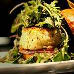 Crabcakes are full of crab and little filler. Absolutely delicious