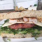 Shrimp BLT