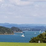 View from Waitangi