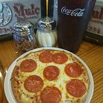 "Our 7"" Lunch Special Pizza"