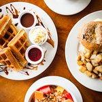 A Few Breakfast Selections