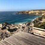 Clifftop views