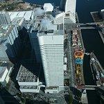 横滨地标塔空中花园照片