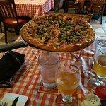 Brick Oven Pizza Foto