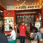 Photo of Fire and Ice Pizzeria