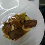 choux farcis au foie gras
