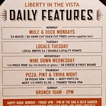 Liberty Tap Room, Gervais St, Columbia, SC, Feb 2018
