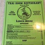 Billede af Thai Room Restaurant