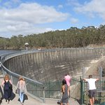 The whispering dam