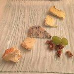 sélection de fromage affinés