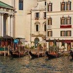 Hotel, gondolas & Grand Canal!