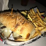 Pitts Burger was amazing