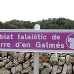 Bild från Torre d'en Galmes