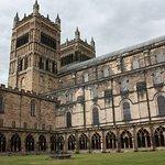 Durham, Durham Cathedral, cloister