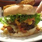 fats domino burger