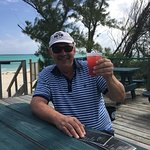 I definitely was there--right on beach! Cheers! :-)