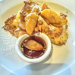 French Toast at Foster's Inn, Stratford, Ontario