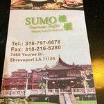 Sumo supreme buffet