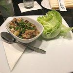 Ahi Lettuce Wraps