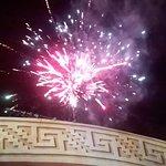 Los fuegos artificiales son emocionantes!!!!