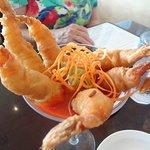 Tempura Fried Shrimp