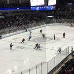 PSU hockey at Pegula Ice Center
