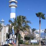 Torre del Mar lighthouse