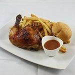 Best BBQ chicken in Cambridge