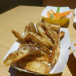 Potato Wedges $4