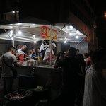 Toco street vendor - the authenic taco!