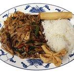 Drunken Noodles [Lunch]