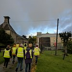 Group walks along Mortloch