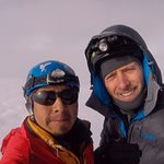 Top of Chimborazo, 20,549'