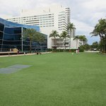 Outdoor Lawn for Receptions