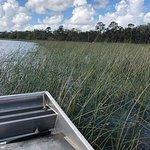 Foto de Captain Fred's Airboat Nature Tours