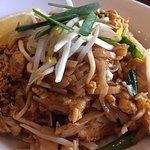 Chicken Pad Thai Noodles
