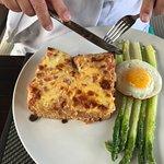 Photo de Puri Santrian Beach Club Bar & Restaurant