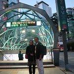 Photo of Gangnam Underground Shopping area
