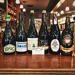 Olympic Beer Tour Beers