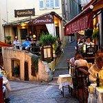 les ruelles du Suquet Cannes