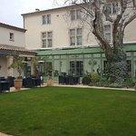 jardin et terrasses