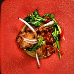 Stir-fried Australia Lamb Chops with Mongolian Sauce