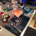 The cocktail - Pretty Flamingo